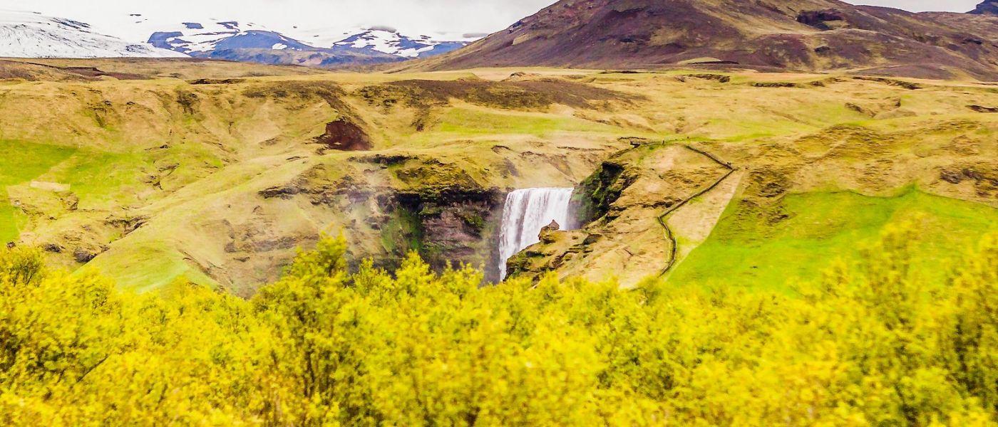 冰岛风采,山间的大小瀑布_图1-20