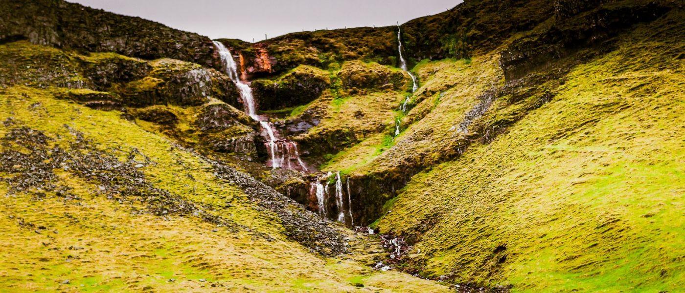 冰岛风采,山间的大小瀑布_图1-16