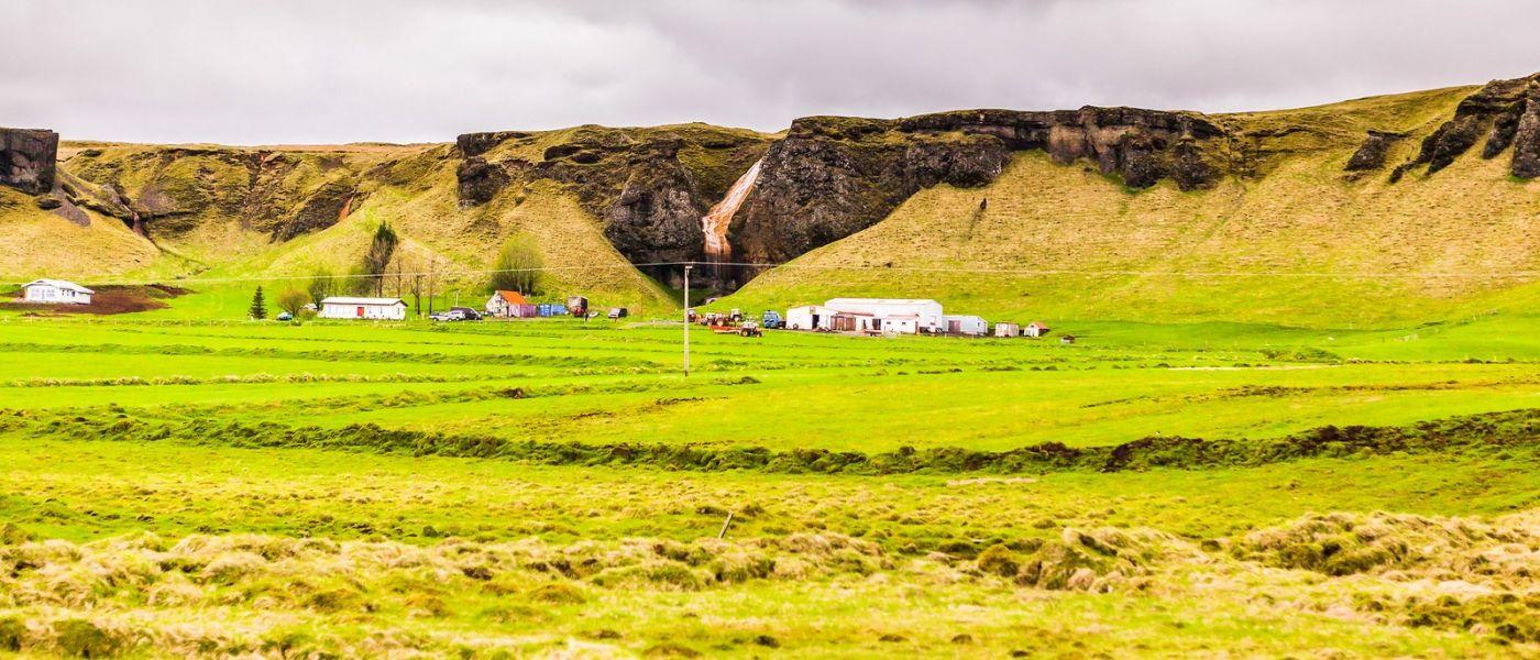 冰岛风采,山间的大小瀑布_图1-8