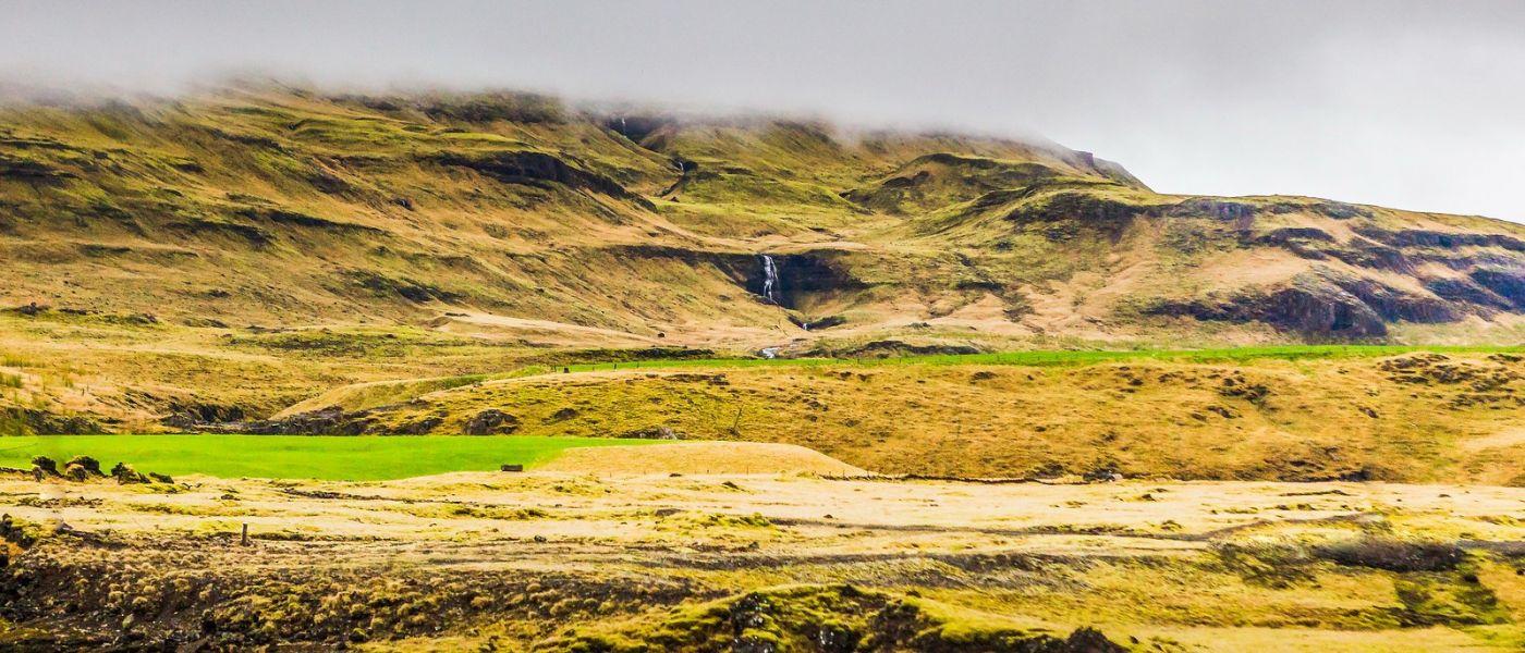 冰岛风采,山间的大小瀑布_图1-7