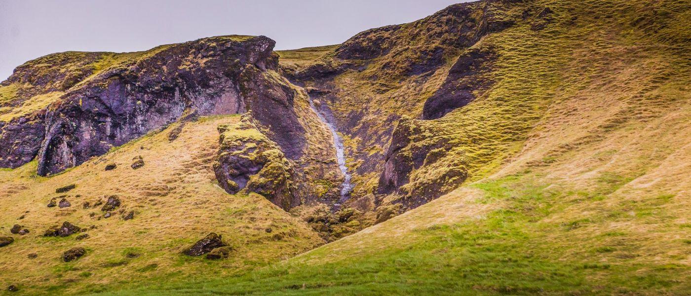 冰岛风采,山间的大小瀑布_图1-23