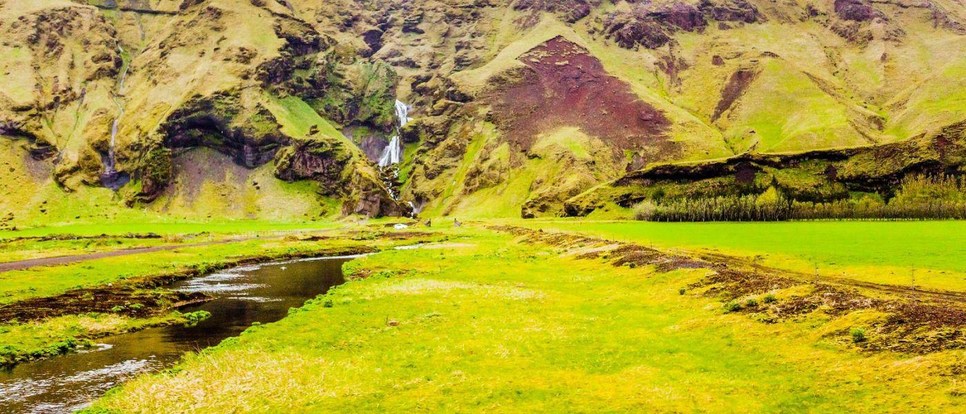 冰岛风采,山间的大小瀑布_图1-32