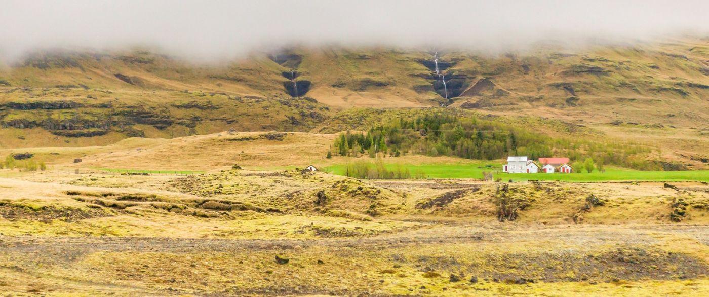 冰岛风采,山间的大小瀑布_图1-31