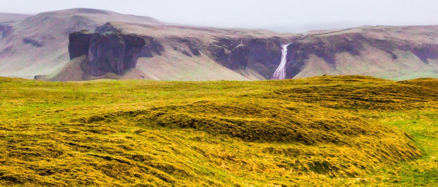 冰岛风采,山间的大小瀑布_图1-30