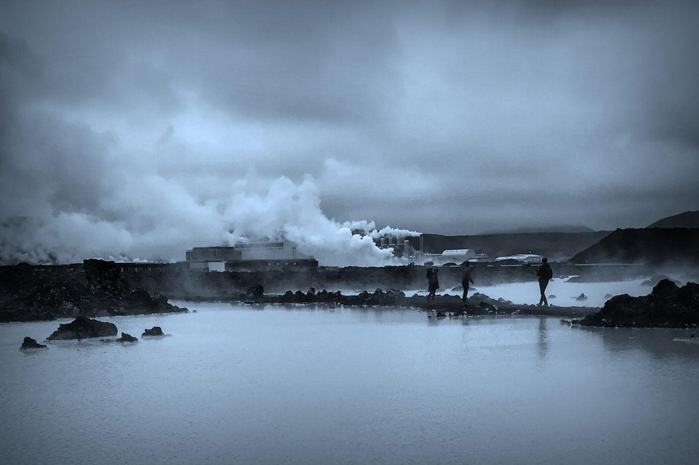冰岛blue lagoon,泡温泉浴_图1-4