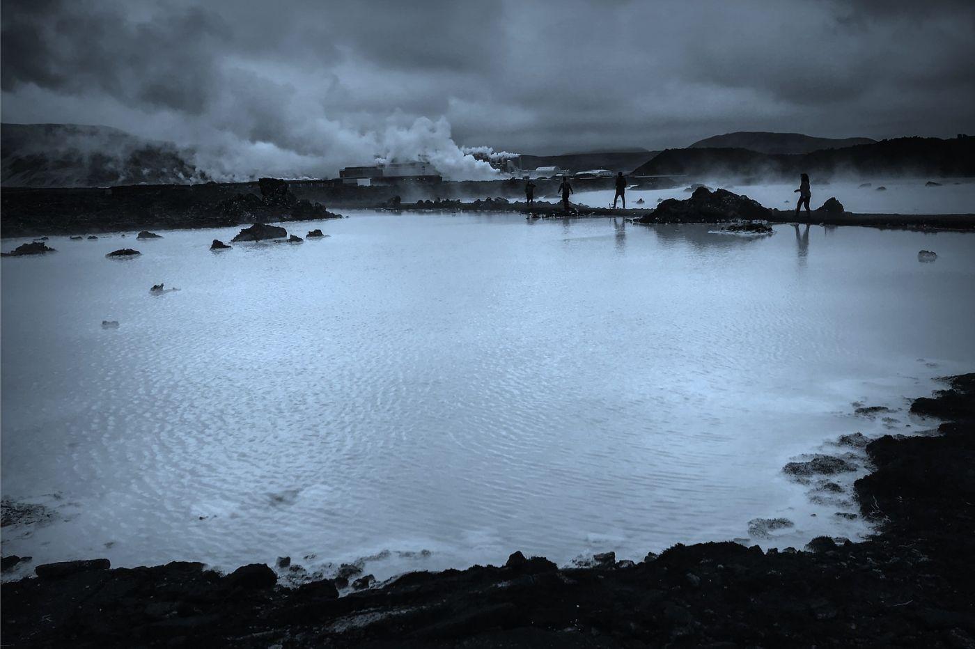 冰岛blue lagoon,泡温泉浴_图1-3
