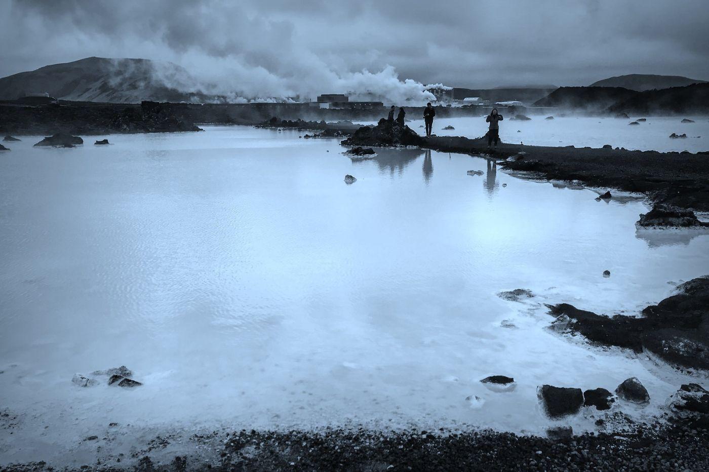 冰岛blue lagoon,泡温泉浴_图1-5