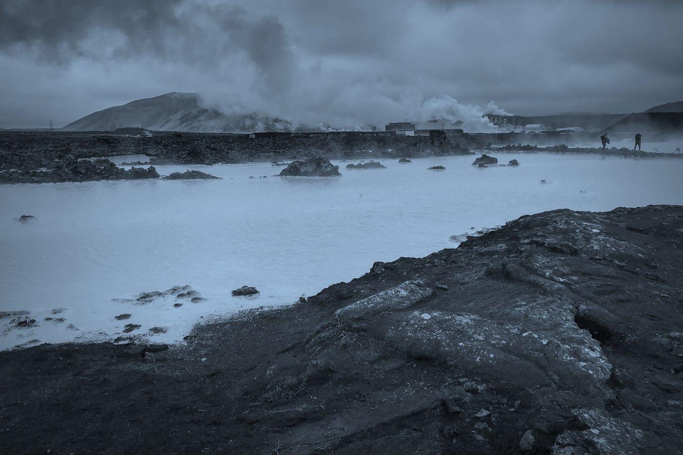 冰岛blue lagoon,泡温泉浴_图1-11