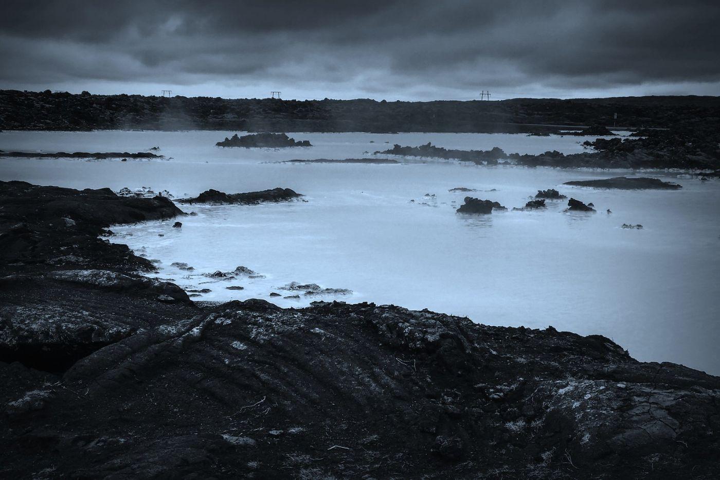 冰岛blue lagoon,泡温泉浴_图1-10