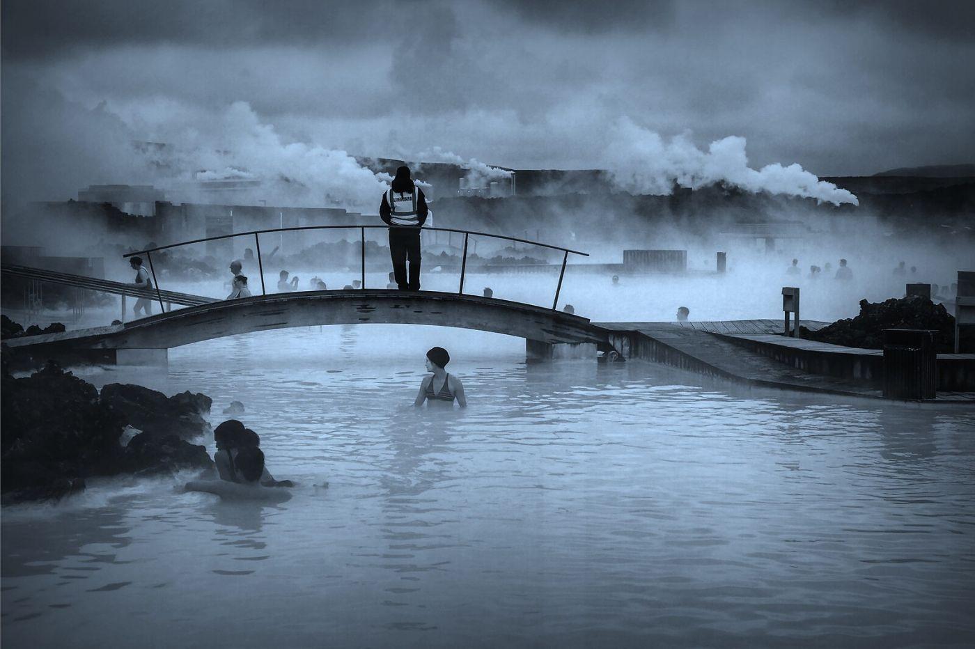 冰岛blue lagoon,泡温泉浴_图1-14