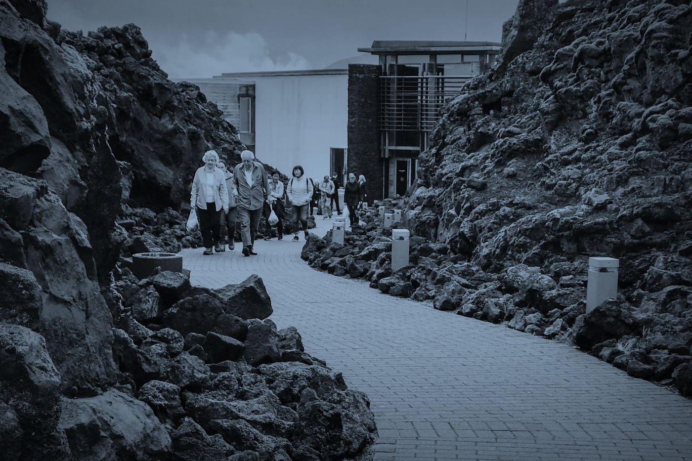 冰岛blue lagoon,泡温泉浴_图1-12