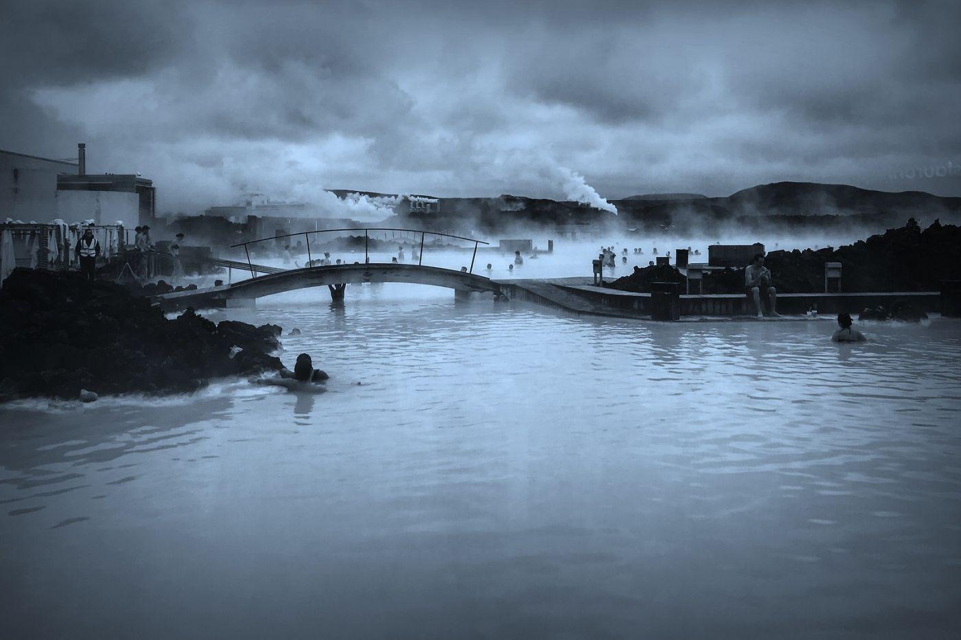 冰岛blue lagoon,泡温泉浴_图1-15