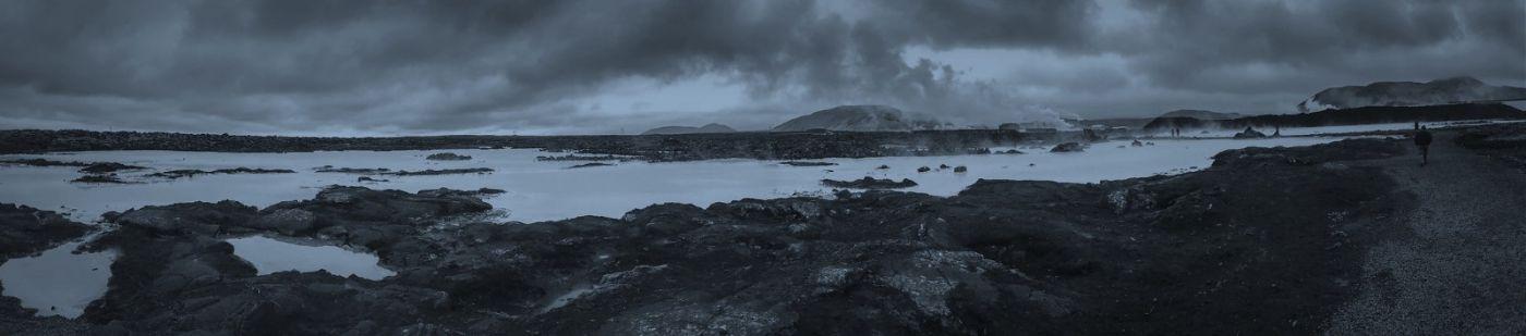 冰岛blue lagoon,泡温泉浴_图1-23