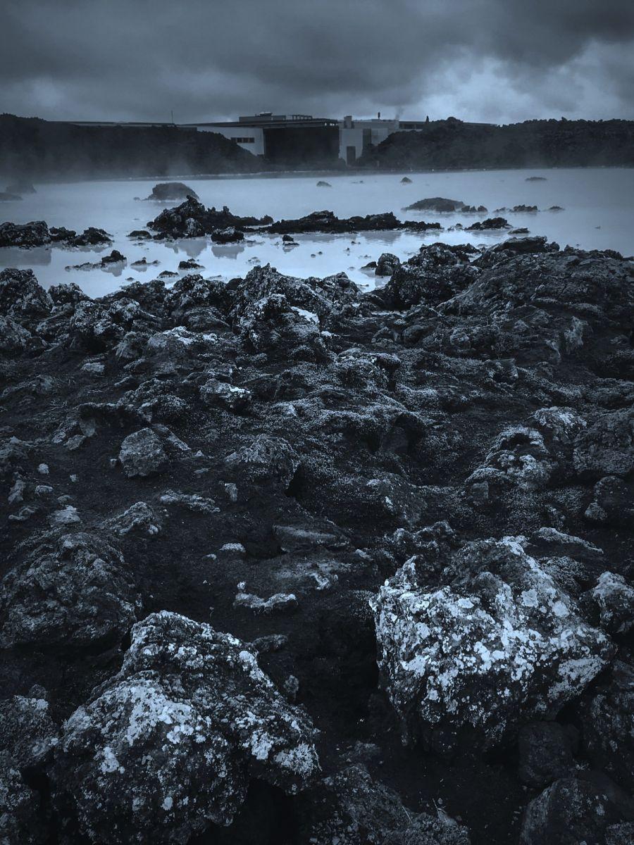 冰岛blue lagoon,泡温泉浴_图1-16