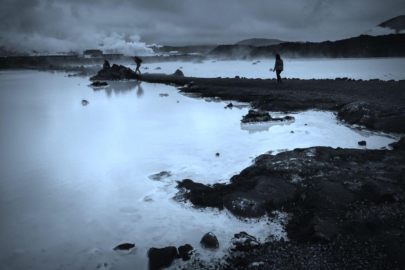 冰岛blue lagoon,泡温泉浴_图1-17