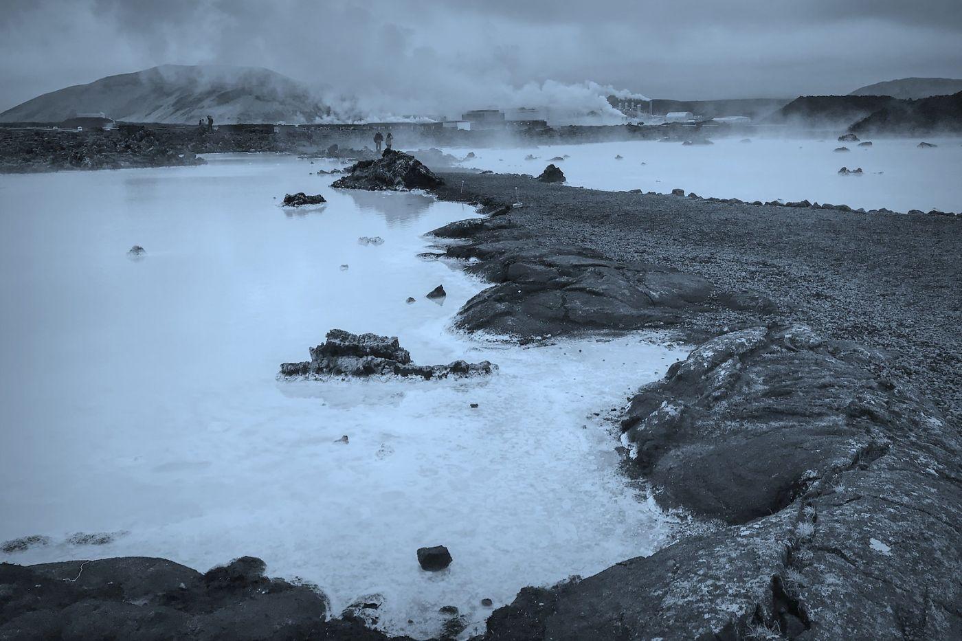 冰岛blue lagoon,泡温泉浴_图1-18
