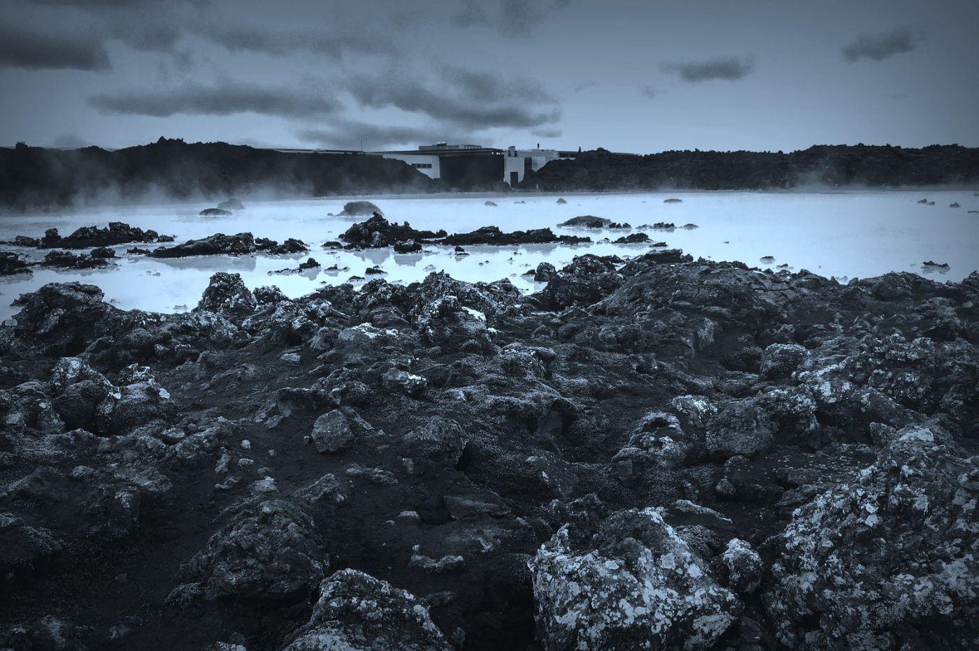 冰岛blue lagoon,泡温泉浴_图1-19