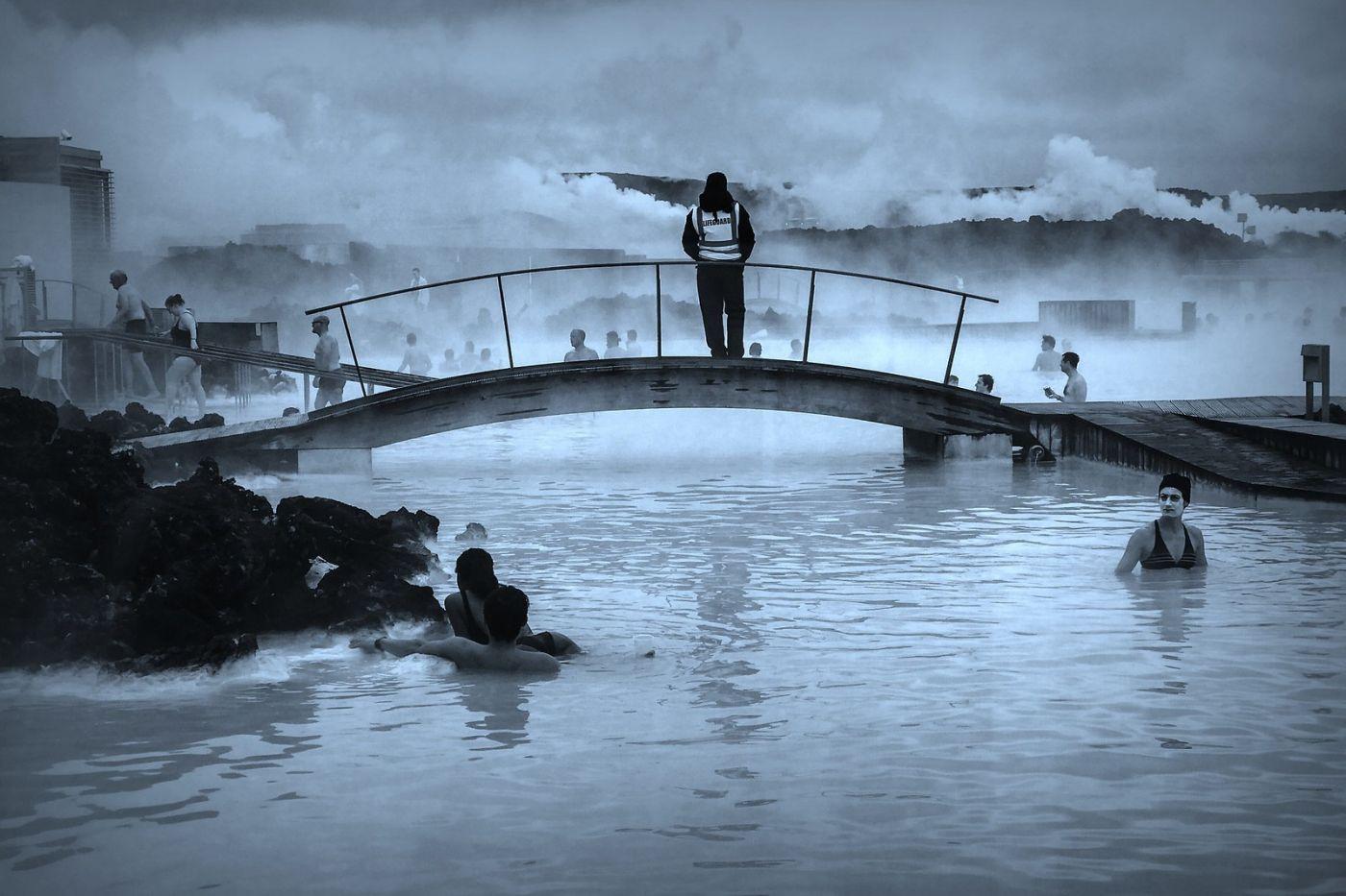 冰岛blue lagoon,泡温泉浴_图1-20