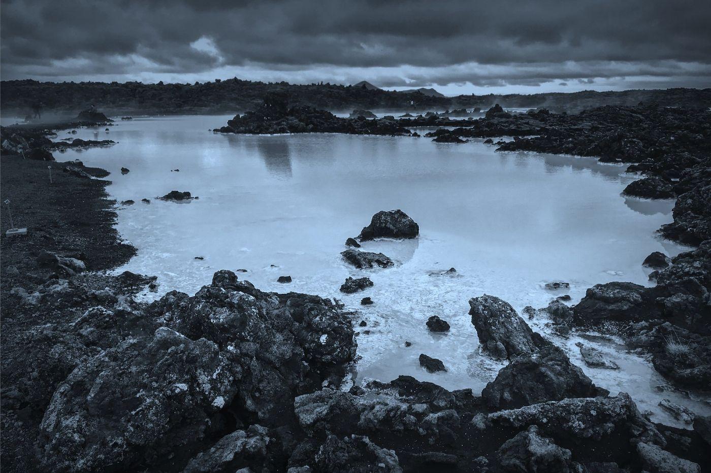 冰岛blue lagoon,泡温泉浴_图1-21