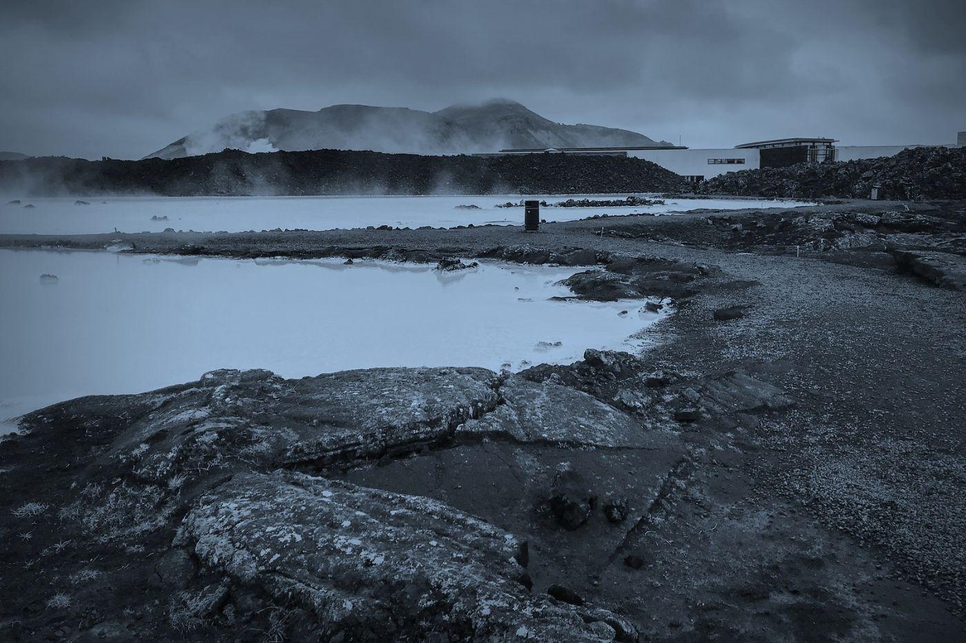 冰岛blue lagoon,泡温泉浴_图1-22
