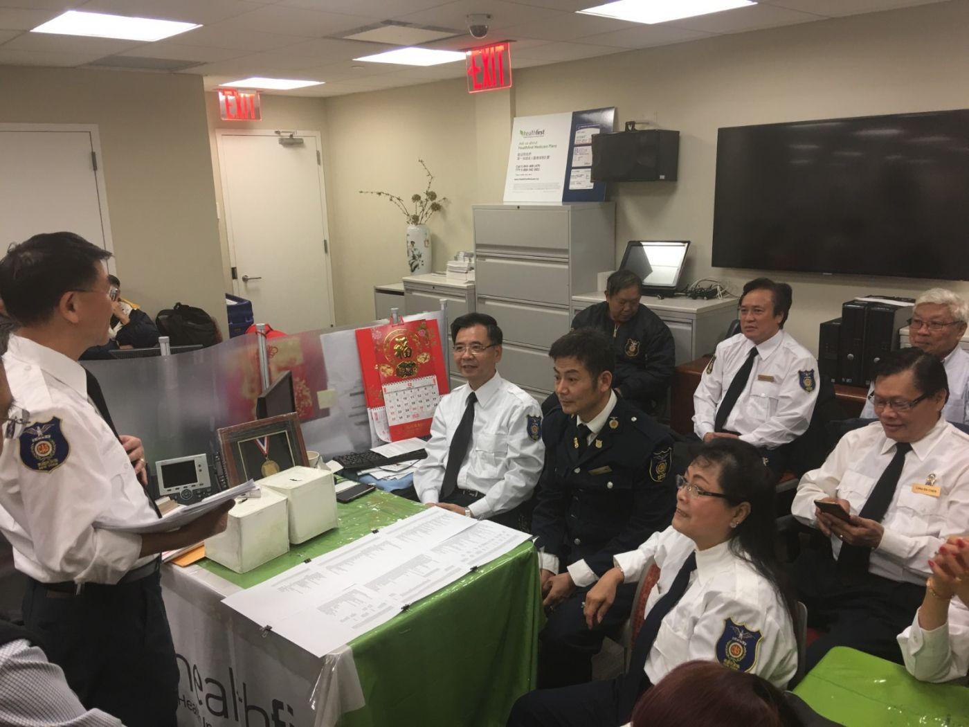 美國民安隊董事年會在紐約舉行_图1-8