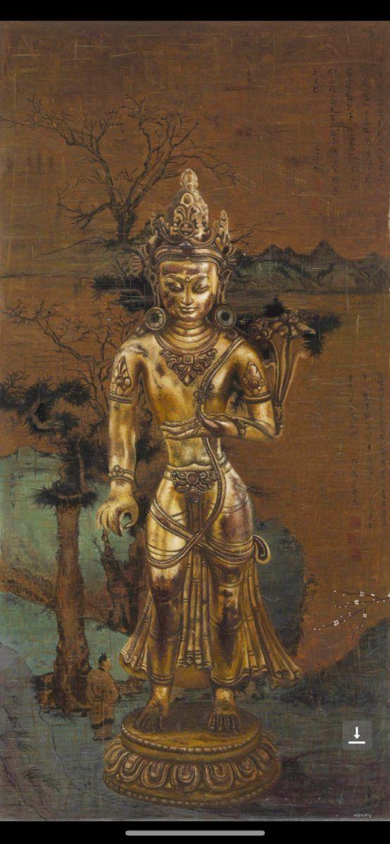 米巧铭的画,神了_图1-4