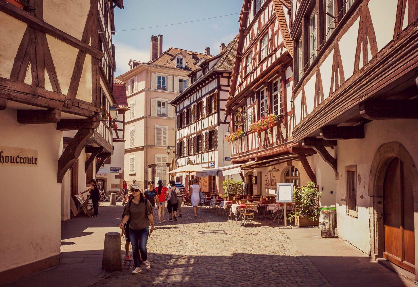 法国斯特拉斯堡(Strasbourg),边走边拍_图1-37