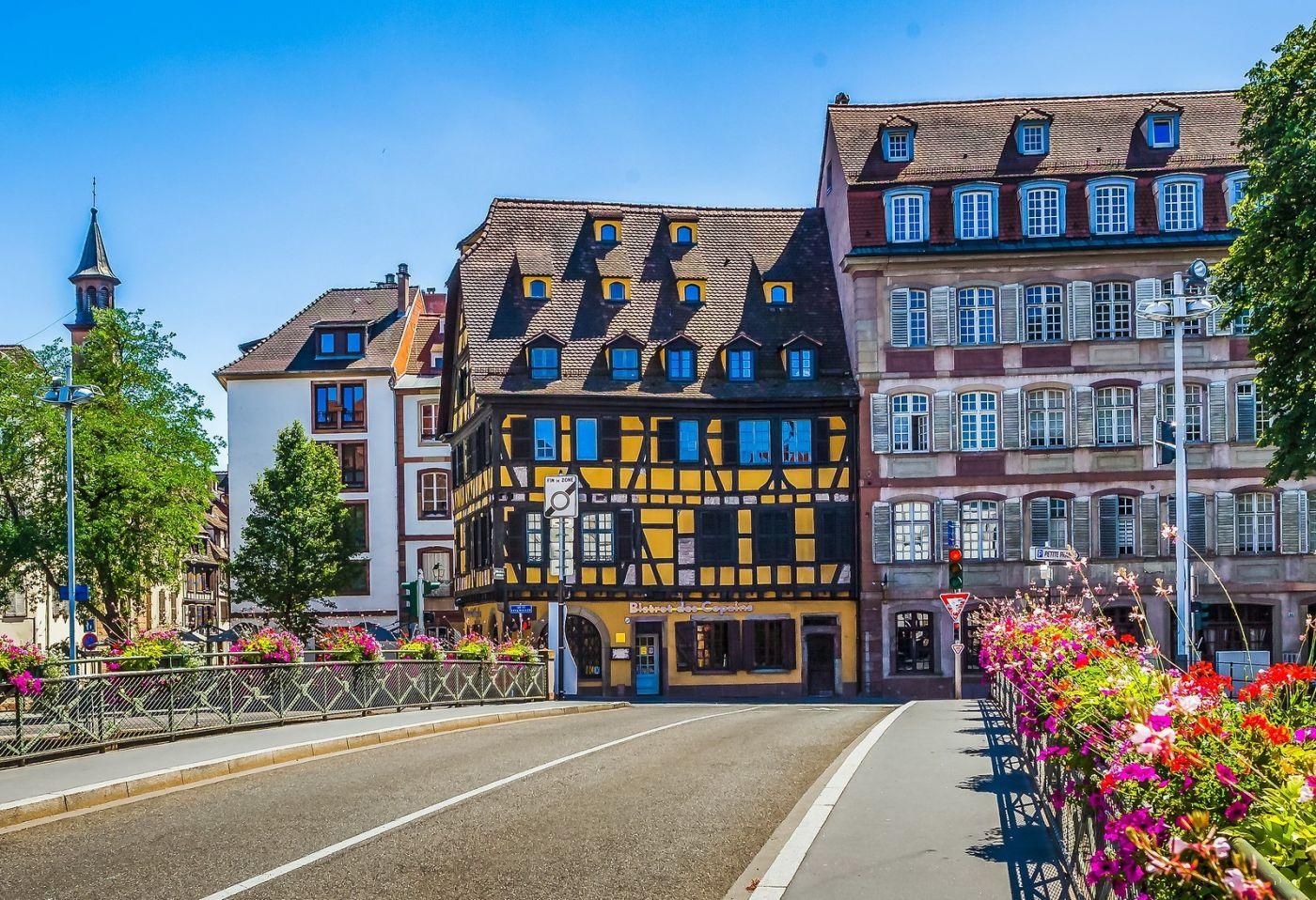 法国斯特拉斯堡(Strasbourg),边走边拍_图1-29