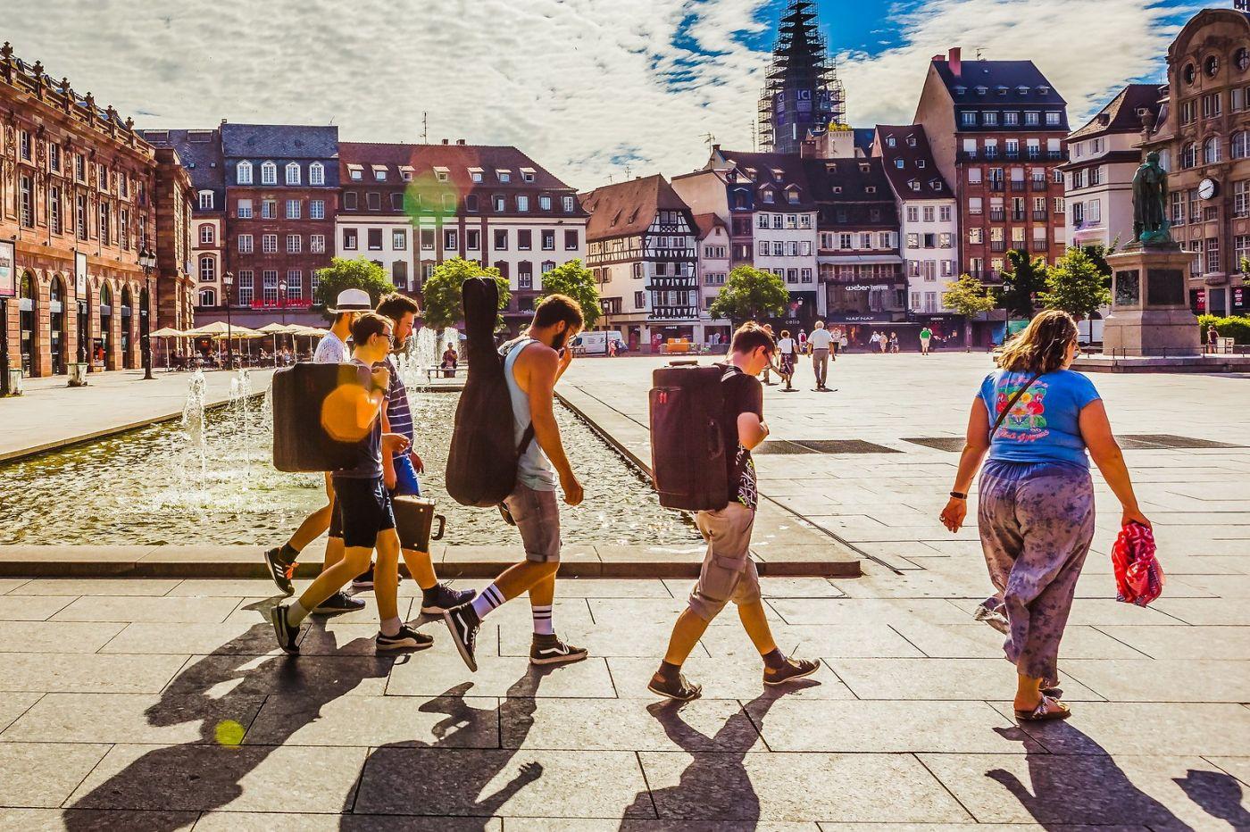 法国斯特拉斯堡(Strasbourg),边走边拍_图1-30