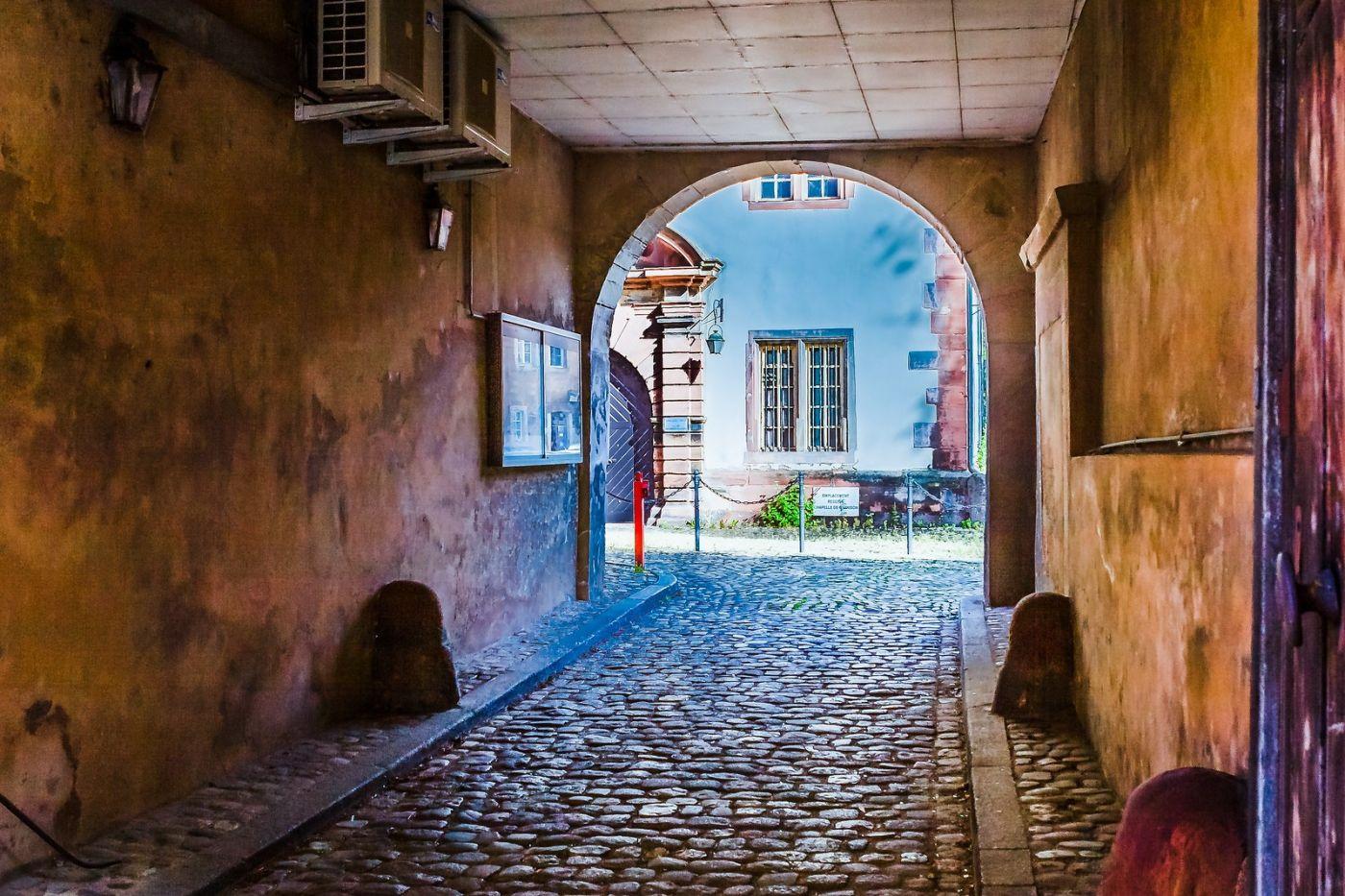 法国斯特拉斯堡(Strasbourg),边走边拍_图1-32