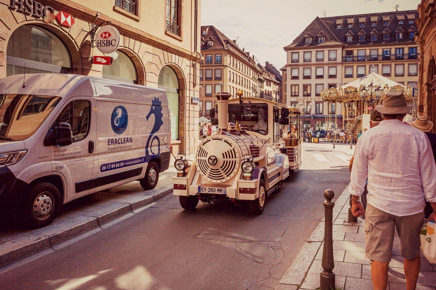 法国斯特拉斯堡(Strasbourg),边走边拍_图1-26