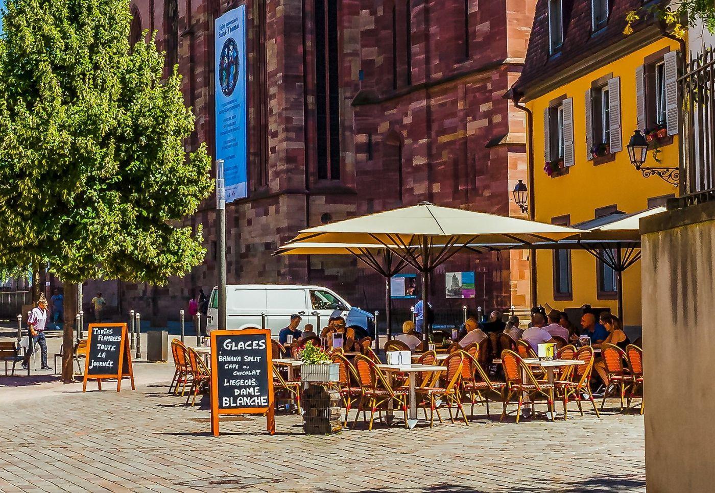 法国斯特拉斯堡(Strasbourg),边走边拍_图1-25