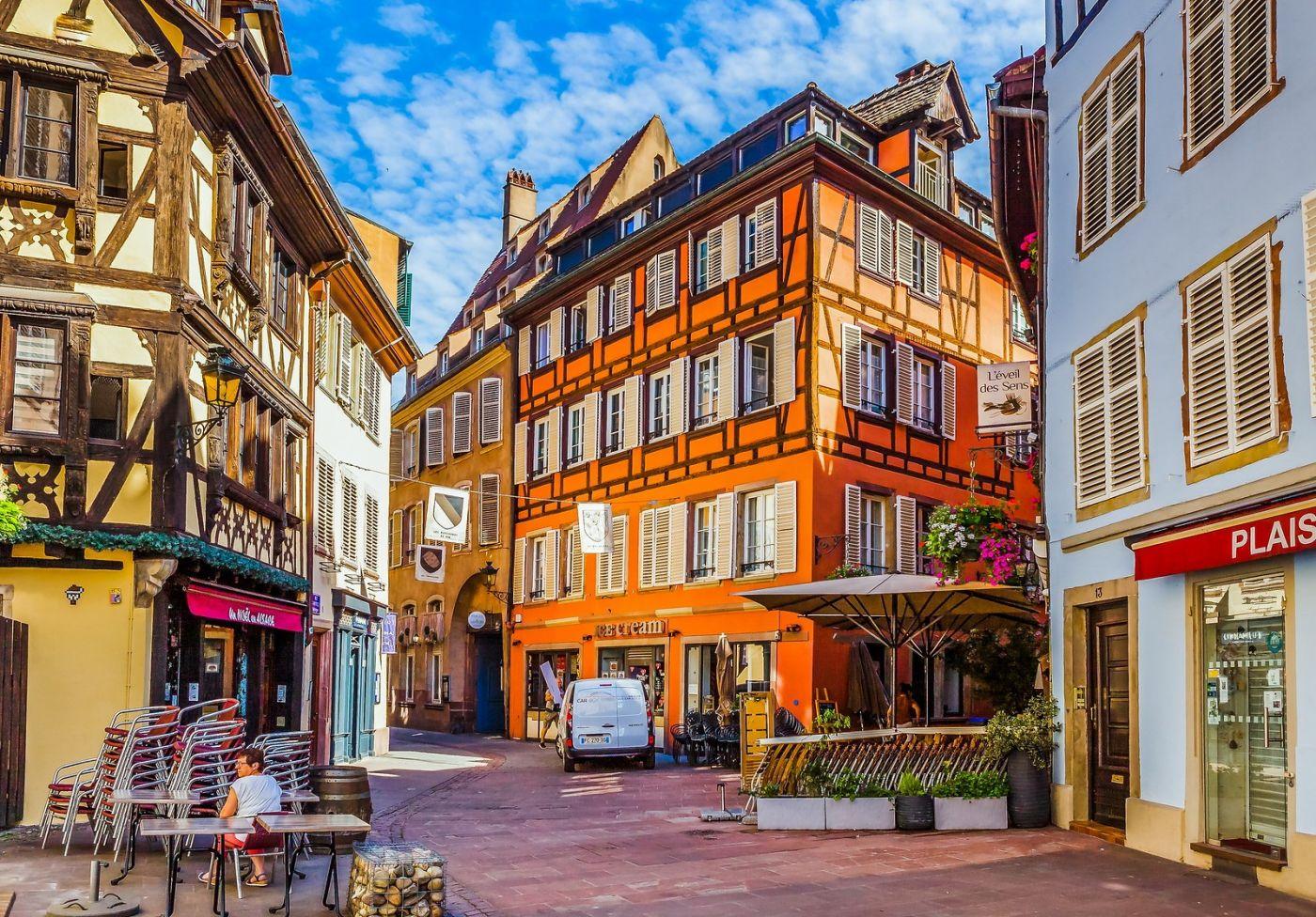 法国斯特拉斯堡(Strasbourg),边走边拍_图1-4