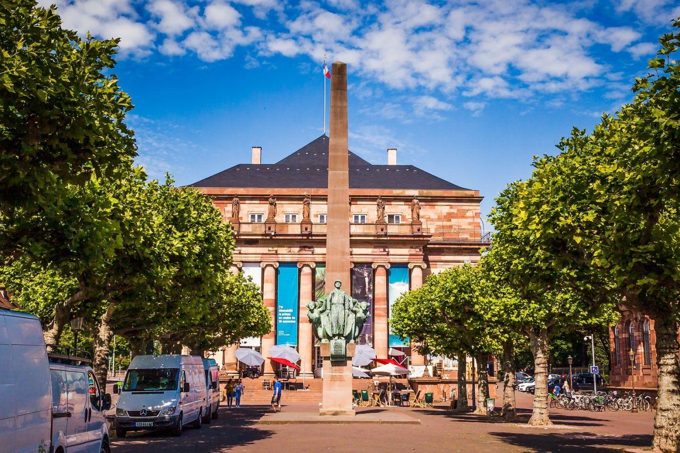 法国斯特拉斯堡(Strasbourg),边走边拍_图1-3