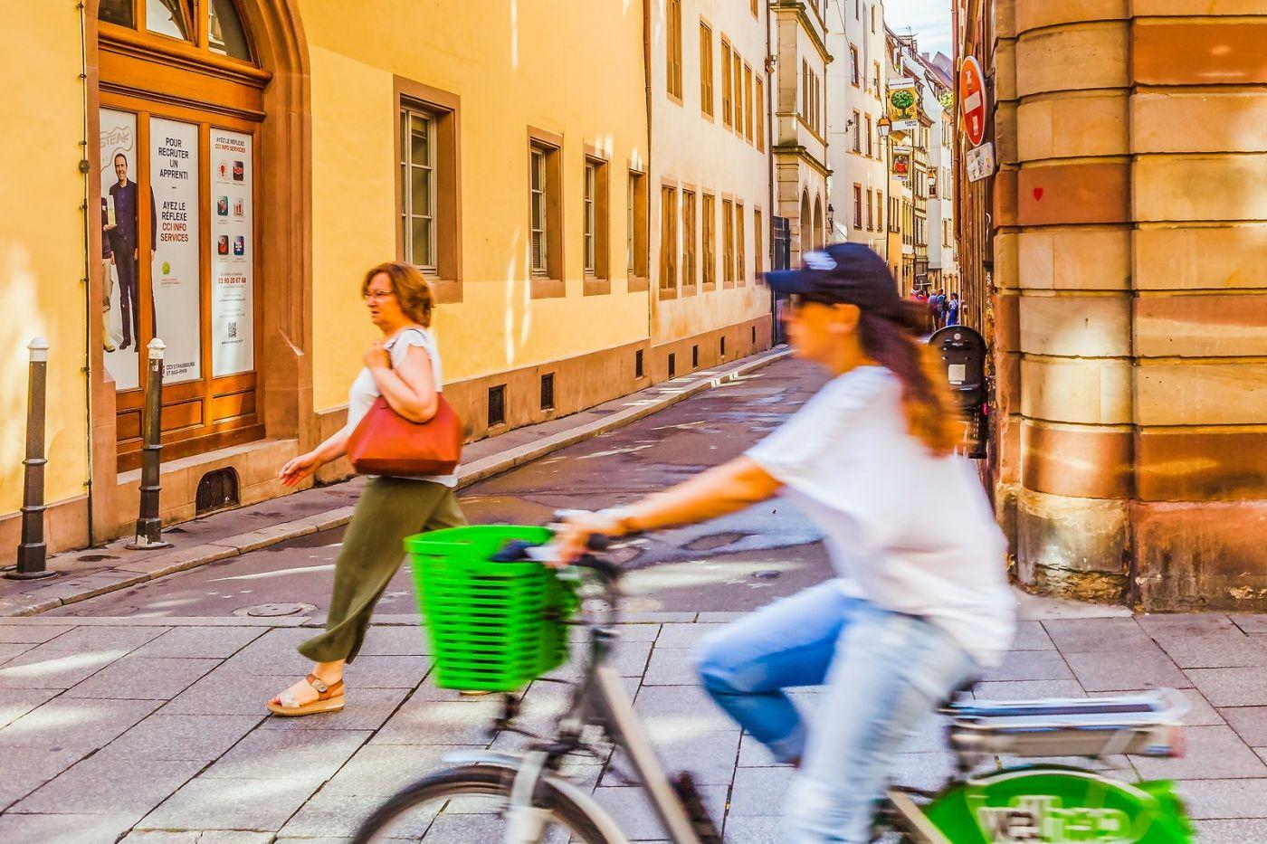 法国斯特拉斯堡(Strasbourg),边走边拍_图1-5