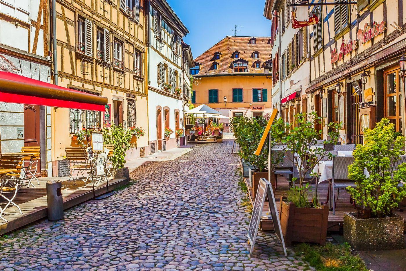 法国斯特拉斯堡(Strasbourg),边走边拍_图1-12