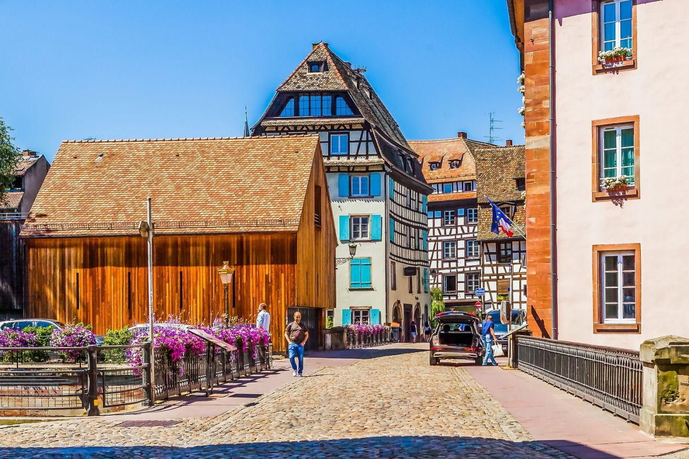 法国斯特拉斯堡(Strasbourg),边走边拍_图1-11