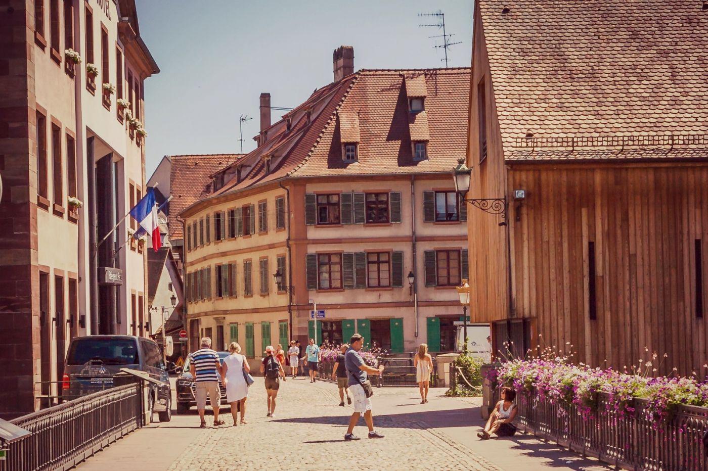 法国斯特拉斯堡(Strasbourg),边走边拍_图1-13