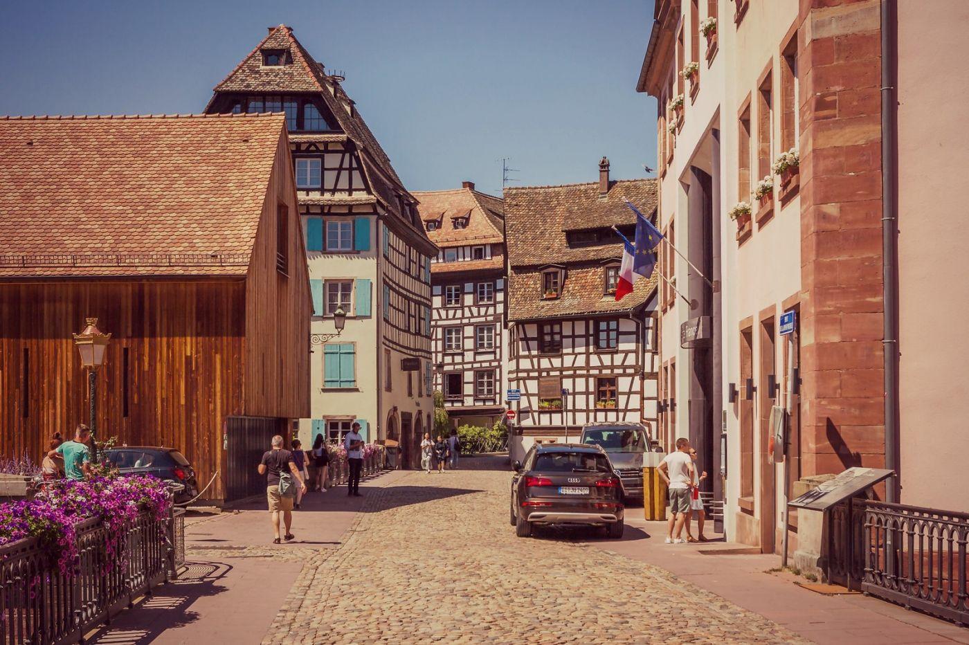 法国斯特拉斯堡(Strasbourg),边走边拍_图1-15