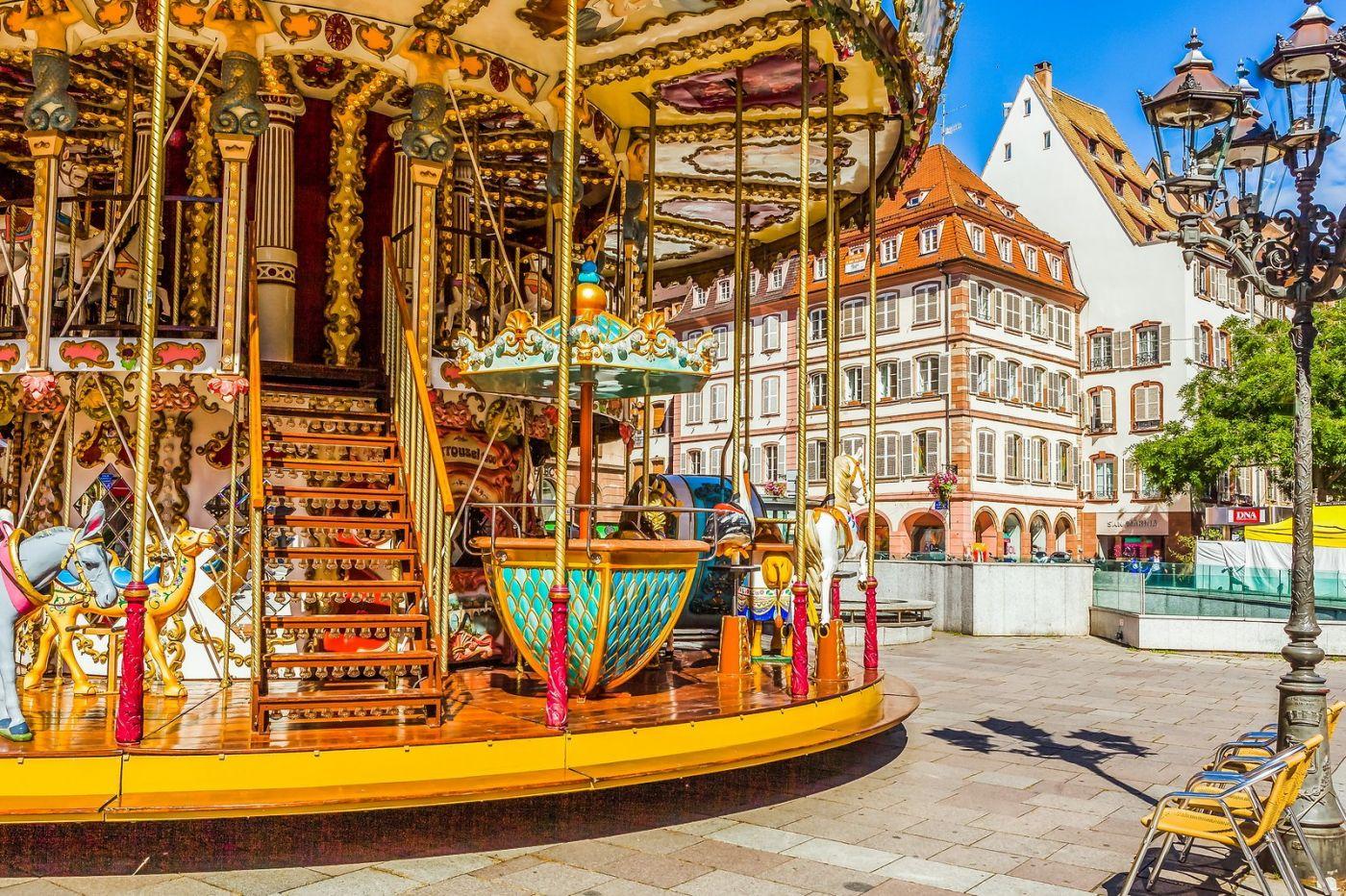 法国斯特拉斯堡(Strasbourg),边走边拍_图1-19
