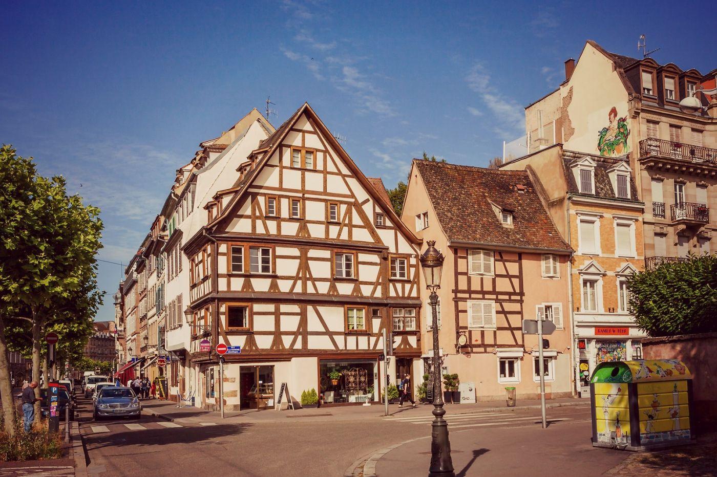 法国斯特拉斯堡(Strasbourg),边走边拍_图1-18