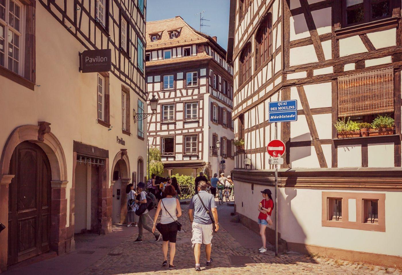 法国斯特拉斯堡(Strasbourg),边走边拍_图1-23