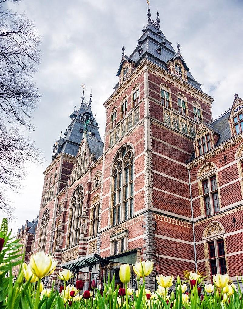 阿姆斯特丹周末_图1-2