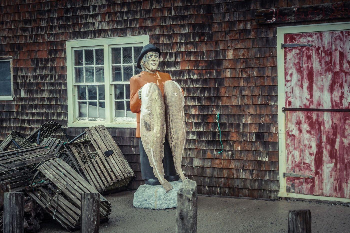 加拿大佩吉海湾(Peggys Cove),故事在细节里_图1-32