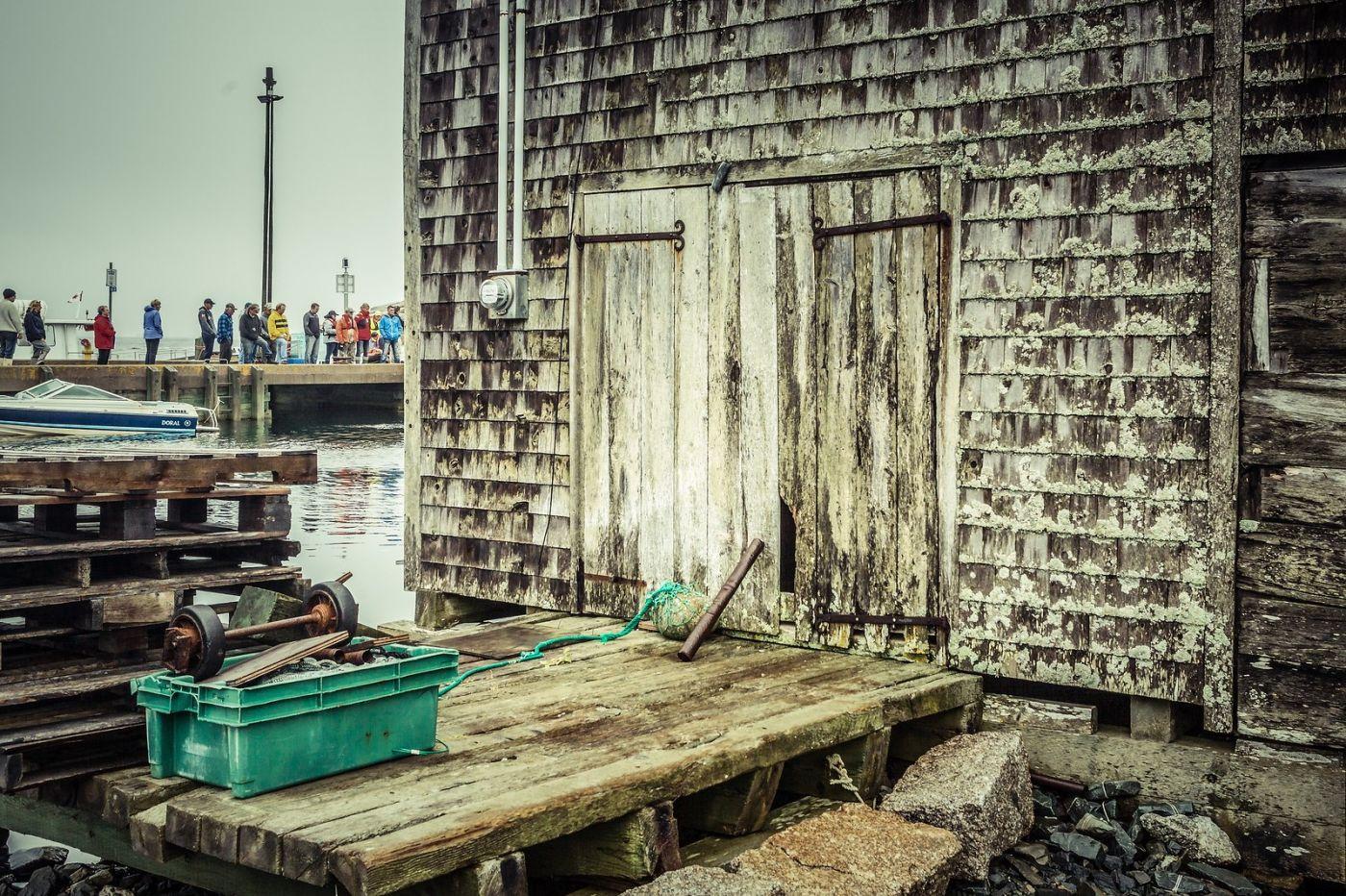 加拿大佩吉海湾(Peggys Cove),故事在细节里_图1-30