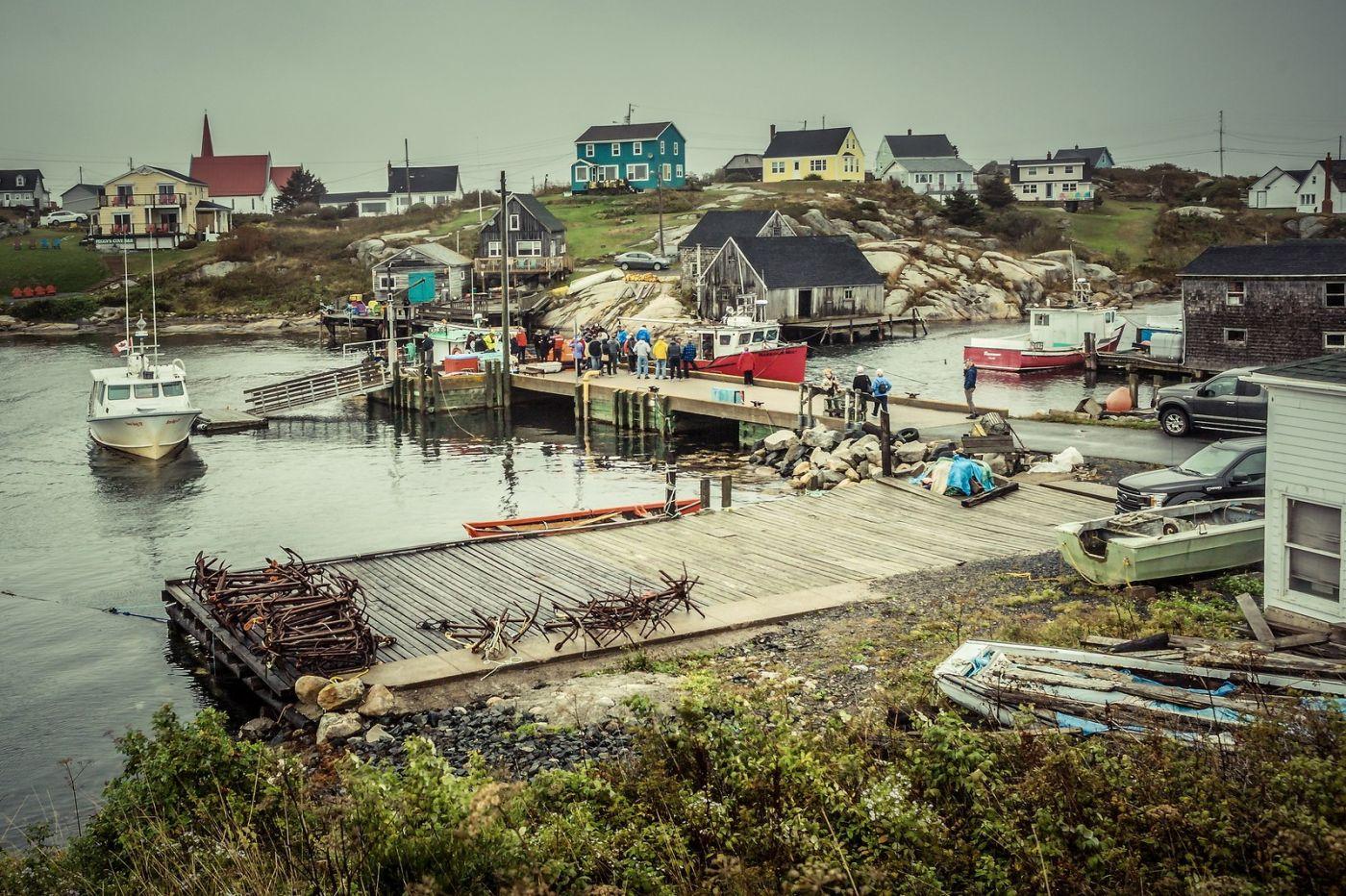 加拿大佩吉海湾(Peggys Cove),故事在细节里_图1-26
