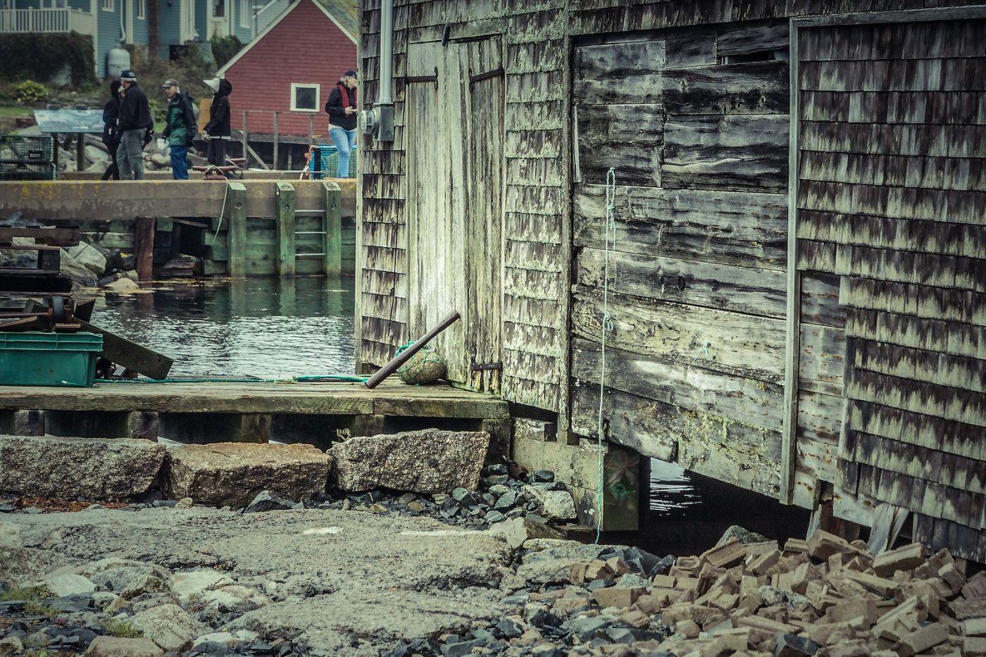 加拿大佩吉海湾(Peggys Cove),故事在细节里_图1-23