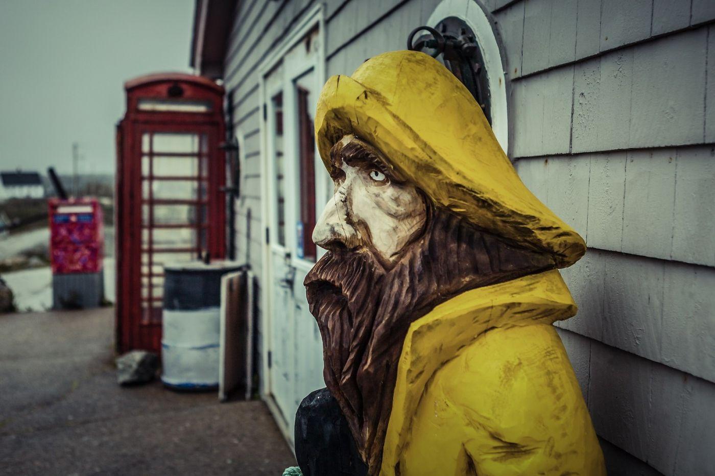 加拿大佩吉海湾(Peggys Cove),故事在细节里_图1-24