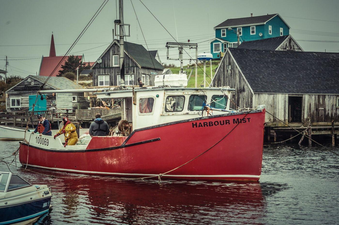 加拿大佩吉海湾(Peggys Cove),故事在细节里_图1-18