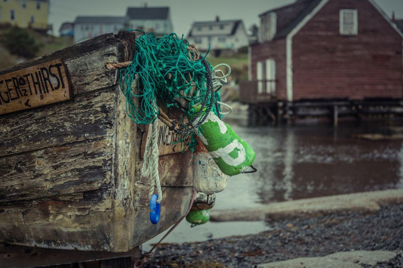 加拿大佩吉海湾(Peggys Cove),故事在细节里_图1-19